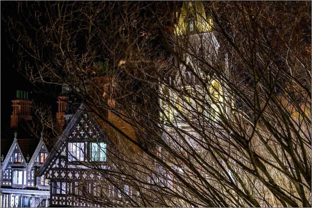 老英格蘭莊園(拍攝於春大地渡假山莊)