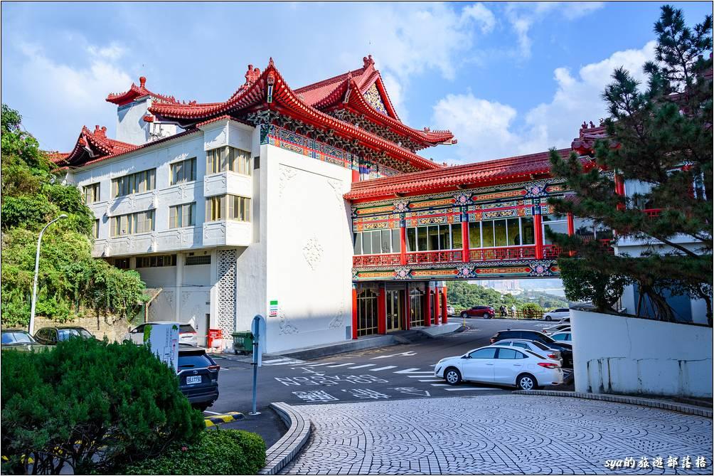 台北圓山大飯店 金龍廳、麒麟廳連接空橋