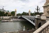 法國(8)塞納河的橋與巴黎地鐵﹝Pont de la Seine, le metro﹞:1128.jpg ( 巴黎 Paris , 塞納河 Seine )
