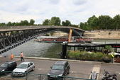 法國(8)塞納河的橋與巴黎地鐵﹝Pont de la Seine, le metro﹞:1166.jpg ( 巴黎 Paris , 塞納河 Seine )