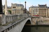 法國(8)塞納河的橋與巴黎地鐵﹝Pont de la Seine, le metro﹞:1120.jpg ( 巴黎 Paris , 塞納河 Seine )