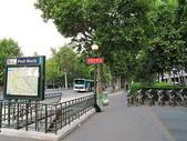 法國(8)塞納河的橋與巴黎地鐵﹝Pont de la Seine, le metro﹞:1181.jpg ( 巴黎 Paris , 地鐵 Metro )