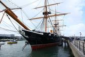 英國(6)軍武之旅(1):普茲茅斯港 , Portsmouth Harbour:0525.jpg HMS Warrior