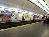 法國(8)塞納河的橋與巴黎地鐵﹝Pont de la Seine, le metro﹞:1195.jpg ( 巴黎 Paris , 地鐵 Metro )