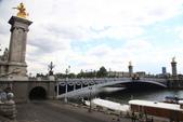 法國(8)塞納河的橋與巴黎地鐵﹝Pont de la Seine, le metro﹞:1131.jpg ( 巴黎 Paris , 塞納河 Seine )