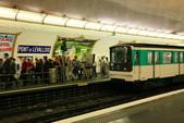 法國(8)塞納河的橋與巴黎地鐵﹝Pont de la Seine, le metro﹞:1200.jpg ( 巴黎 Paris , 地鐵 Metro )