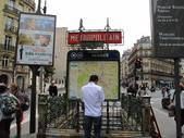 法國(8)塞納河的橋與巴黎地鐵﹝Pont de la Seine, le metro﹞:1182.jpg ( 巴黎 Paris , 地鐵 Metro )