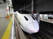 秋葉鐵道(九) 幾度夕陽紅:0955.JPG 新幹線つばめ311号