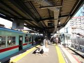 秋葉鐵道(九) 幾度夕陽紅:0972.JPG 西鉄柳川駅