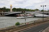 法國(8)塞納河的橋與巴黎地鐵﹝Pont de la Seine, le metro﹞:1124.jpg ( 巴黎 Paris , 塞納河 Seine )