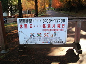 秋葉鐵道(二) 紅葉心事:0151.JPG あけぼの子どもの森公園