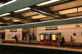 法國(8)塞納河的橋與巴黎地鐵﹝Pont de la Seine, le metro﹞:1196.jpg ( 巴黎 Paris , 地鐵 Metro )