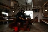 英國(6)軍武之旅(1):普茲茅斯港 , Portsmouth Harbour:0530.jpg HMS Warrior