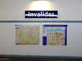 法國(8)塞納河的橋與巴黎地鐵﹝Pont de la Seine, le metro﹞:1191.jpg ( 巴黎 Paris , 地鐵 Metro )