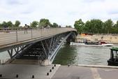 法國(8)塞納河的橋與巴黎地鐵﹝Pont de la Seine, le metro﹞:1165.jpg ( 巴黎 Paris , 塞納河 Seine )