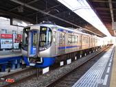 秋葉鐵道(九) 幾度夕陽紅:0964.JPG 西鉄久留米駅
