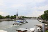 法國(8)塞納河的橋與巴黎地鐵﹝Pont de la Seine, le metro﹞:1122.jpg ( 巴黎 Paris , 塞納河 Seine )