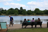 英國(5)倫敦 (五):倫敦的公園、地鐵 ...:0294.jpg ( 倫敦 London Kensington Gardens )
