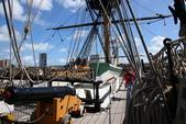 英國(6)軍武之旅(1):普茲茅斯港 , Portsmouth Harbour:0604.jpg 勝利號 HMS Victory