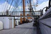 英國(6)軍武之旅(1):普茲茅斯港 , Portsmouth Harbour:0539.jpg HMS Warrior