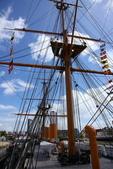 英國(6)軍武之旅(1):普茲茅斯港 , Portsmouth Harbour:0542.jpg HMS Warrior