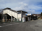 秋葉鐵道(三) 晴空鐵道:0273.JPG 新高徳駅