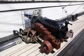 英國(6)軍武之旅(1):普茲茅斯港 , Portsmouth Harbour:0544.jpg HMS Warrior
