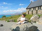 莊可愛在紐西蘭-2004,Jan:Lake Tekapo