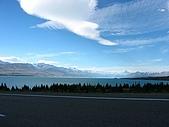 莊可愛在紐西蘭-2004,Jan:庫克山