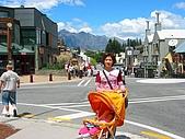 莊可愛在紐西蘭-2004,Jan:Queens Town