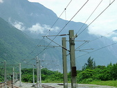 2005北迴線崇德南澳之旅(6/25):花蓮崇德車站(號稱最接近清水斷崖)