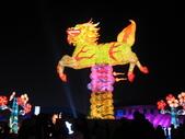 2011台灣燈會在苗栗(2/24):2011台灣燈會大型花燈