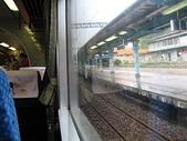 2010初秋花東之旅(9/24~9/26):自強號1055車次(往壽豐)停靠八堵站
