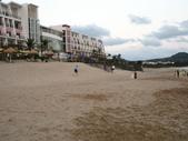 2011六天五夜環島旅行(1/23~1/28):墾丁夏都沙灘酒店黃昏海灘