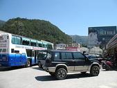 2009清境福壽山武陵農場之旅8/24~8/26:清境上山前的休息站7-11