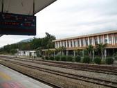 :知本車站月台