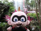 2011台鐵郵輪西拉雅1日遊(12/10):可愛的小寶於歐都納山野渡假村