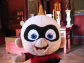 :可愛的小寶於彰化孔子廟