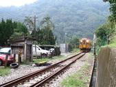 2011馬武督內灣之旅(9/3):即將抵達內灣車站的火車