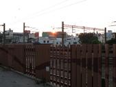 2011太魯閣號台鐵郵輪一日遊(9/10):新竹鐵道藝術村附近鐵道
