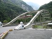 2007四天三夜環島旅行(7/31~8/3):太魯閣國家公園之稚暉橋