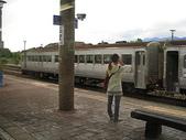 2010初秋花東之旅(9/24~9/26):自強號2067車次(往台北)停靠玉里站