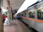 2010初秋花東之旅(9/24~9/26):自強號1051車次(往池上)停靠池上站