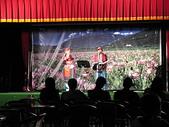 2010七天六夜環島旅行(1/22~1/28):花蓮理想大地天幕劇場原住民秀