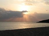 2007阿里山墾丁之旅(1/29~2/1):墾丁白砂夕陽