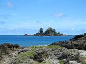 2006暑假蘭嶼之旅(7/19~7/21):蘭嶼軍艦岩