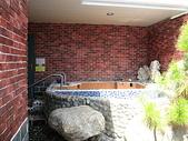 2007四天三夜環島旅行(7/31~8/3):瑞穗黃家溫泉山莊豪華雙人房