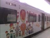 2010平溪線之旅(2/27):平溪線天燈節火車