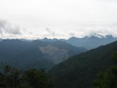 2011雪霸農場及雲霧步道之旅(9/24):雪霸國家公園雲霧步道所見的雪山聖稜線