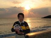 2007阿里山墾丁之旅(1/29~2/1):大寶小寶於墾丁白砂